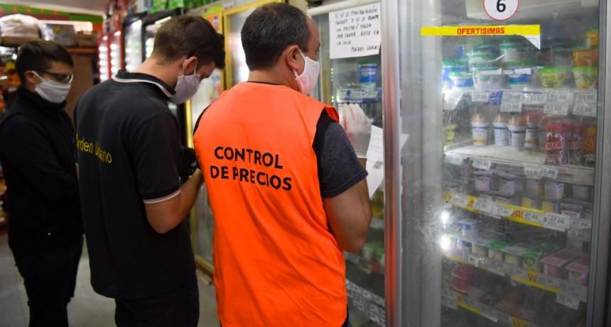 El Municipio de San Fernando sigue controlando Precios Máximos y horarios de comercios