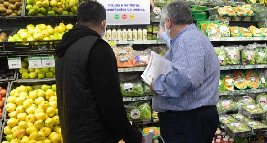 """El Municipio de San Fernando hizo más de 250 inspecciones de """"Precios Máximos"""" en comercios"""