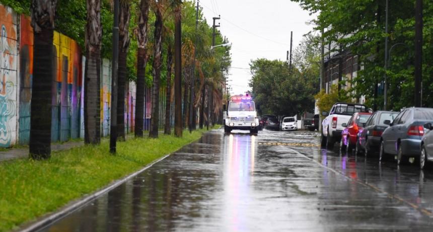 San Fernando alerta y brinda recomendaciones por tormentas fuertes en el Área Metropolitana