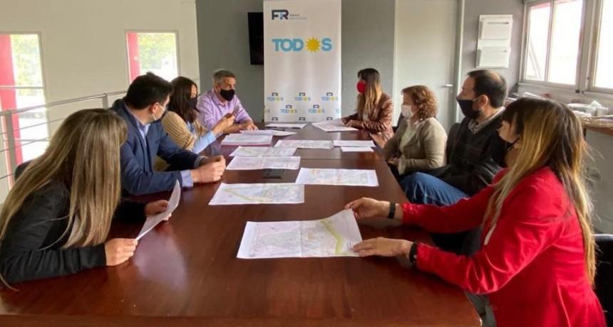 El FR TODOS de Tigre impulsa la adhesión al Programa de Paradas Seguras y solicita 80 refugios de colectivo