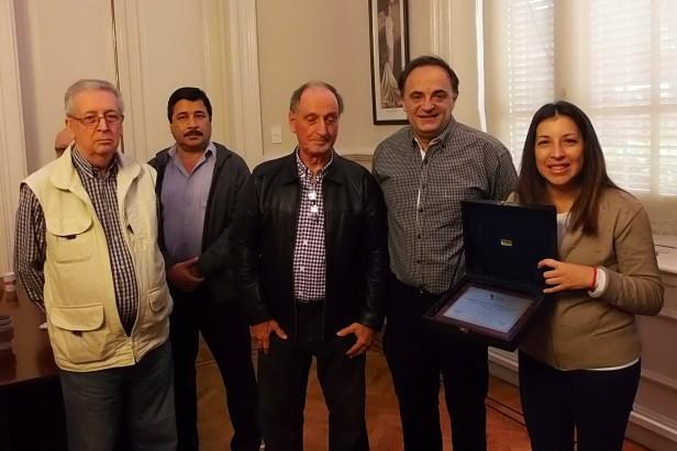 Tigre recibió a representantes solidarios de América Latina