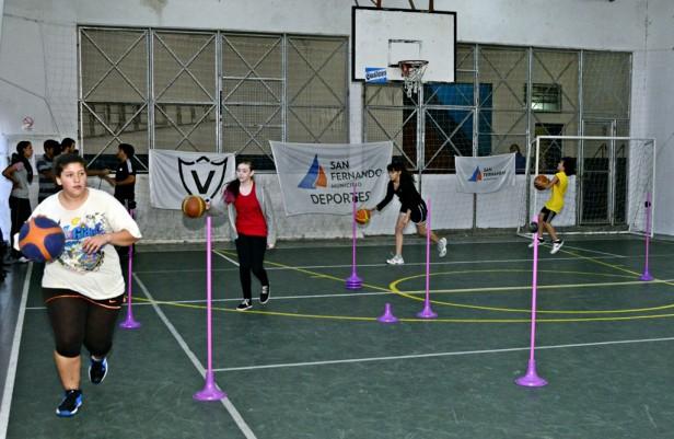 Están abiertas las inscripciones en los clubes de barrio para Escuelas Deportivas municipales de San Fernando