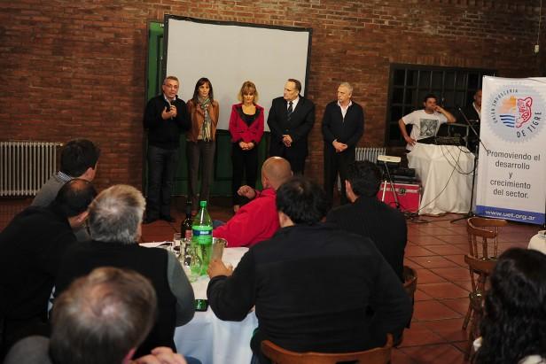 Tigre y la Unión Empresaria de Tigre juntos por el crecimiento