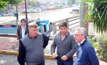 Más obras de infraestructura en el Puerto de Frutos