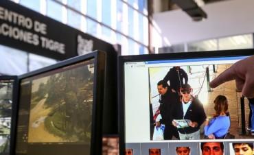 Tigre presentó un nuevo sistema de reconocimiento facial