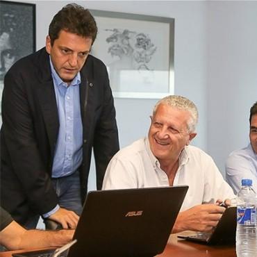 Sergio Massa busca limitar las reelecciones indefinidas de intendentes bonaerenses