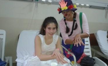 El Hospital Materno Infantil de Tigre concientiza sobre la higiene de manos