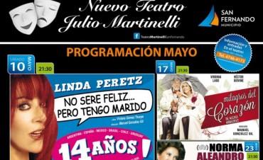 'No seré feliz… pero tengo marido' se presentará en el nuevo Teatro Martinelli