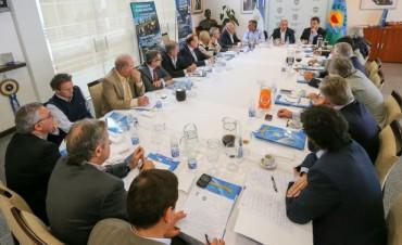 Zamora participó del encuentro sobre políticas contra el crimen organizado
