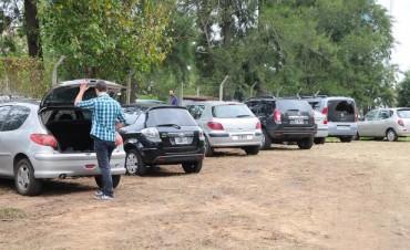 Los usuarios de las Amarras Hugo del Carril ya cuentan con estacionamiento propio