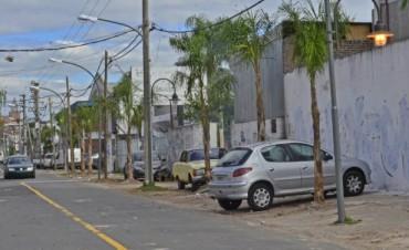El Municipio lleva adelante mejoras integrales en la calle Alvear y su entorno