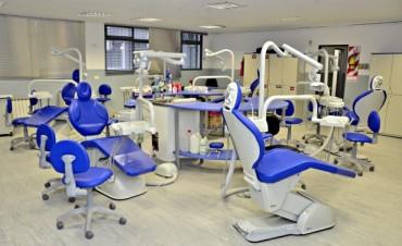 San Fernando incorporó más profesionales al servicio municipal de Odontología Infantil