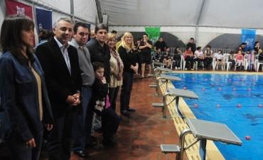 Comenzó en Tigre el Torneo Municipal de Natación 2014
