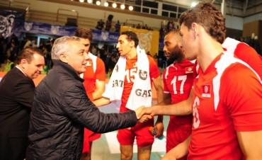 La Selección Argentina de Vóley se quedó con la Copa Ciudad de Tigre