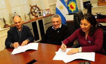 Acuerdo de colaboración mutua entre los concejos deliberantes de Tigre y Casilda