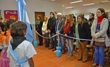 El Centro Educativo Integral Municipal N° 2 realizó el acto por el 25 de Mayo