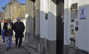 El Municipio recordó a Carolina Aló a 18 años de su muerte