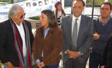 Homenaje a Carolina Aló a 18 años de su muerte