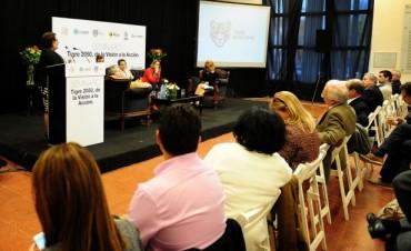 """El Seminario """"Tigre 2050, de la Visión a la Acción"""" se realizó en el Concejo Deliberante"""