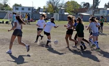 San Fernando realizo el primer Encuentro Intercolegial deportivo
