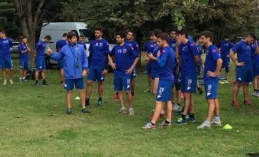Este lunes por la mañana, el Plantel Matador  retomó los entrenamientos en Quinta Corigliano de Pilar