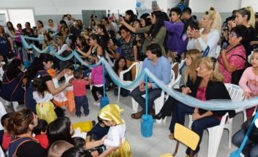 En las UDI de San Fernando se realizaron los actos del 25 de Mayo
