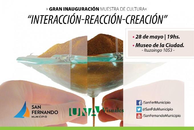 Cultura en San Fernando: Presentación de libro y muestra plástica