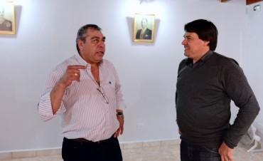 El Municipio acompañó la inauguración del nuevo edificio del Sindicato de Panaderos
