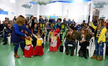 Se celebró el 25 de Mayo en las Unidades de Desarrollo Infantil de San Fernando