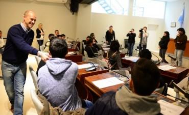 El HCD de San Fernando ofrece charlas informativas a escuelas públicas y privadas