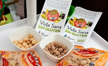 San Fernando tendrá talleres de nutrición y comida sin gluten en el Día del Celíaco