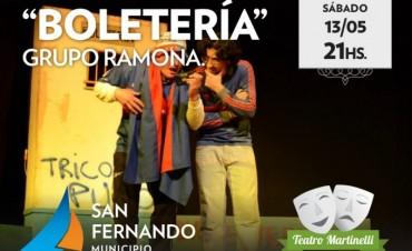 Dos nuevos espectáculos este fin de semana en el Teatro Martinelli
