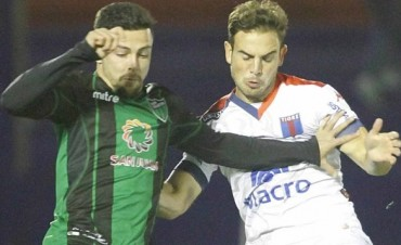 Tigre perdio dos puntos de oro ante San Martín SJ termino empatando 1 a 1