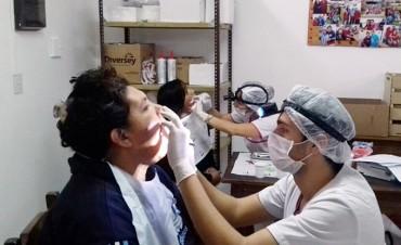 Resultados positivos del Programa Odontológico en el Taller Protegido de San Fernando