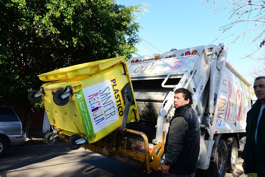 Con 'Sanfer Recicla' se procesan más de 7 mil kg semanales de basura