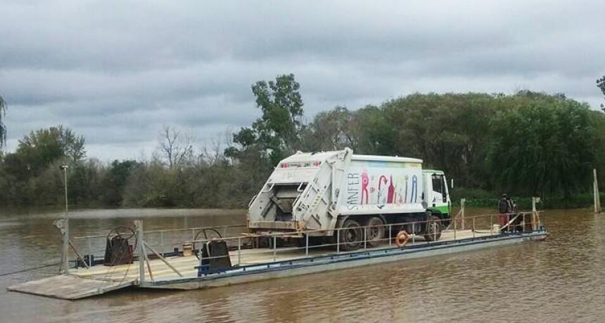 San Fernando intensifica las tareas de reciclaje en las escuelas del Delta