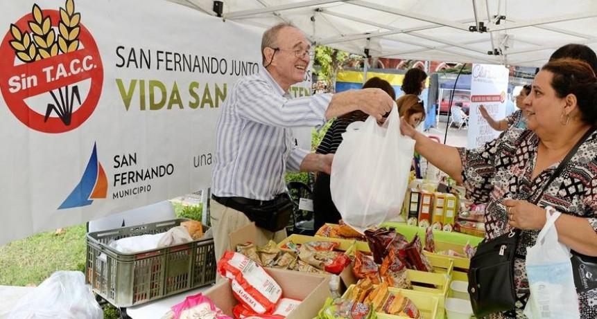 San Fernando sostendrá una jornada de concientización en el Día del Celíaco