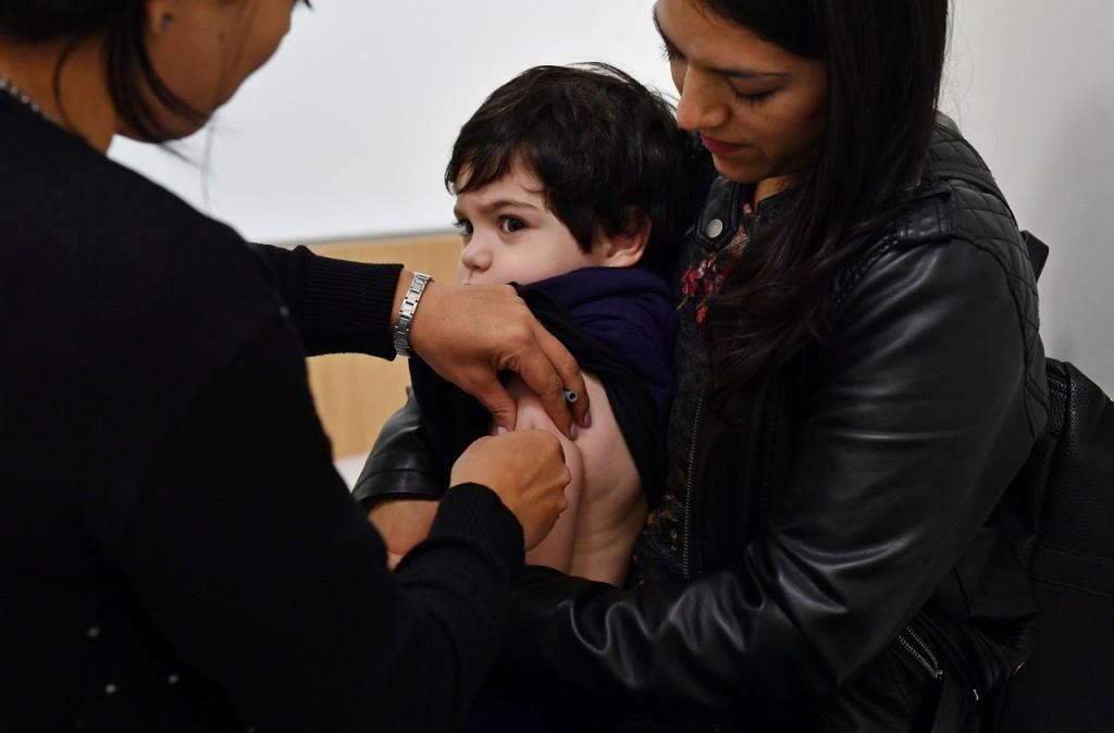 Más de 5 mil sanfernandinos ya se vacunaron contra la gripe en el nuevo Vacunatorio Municipal
