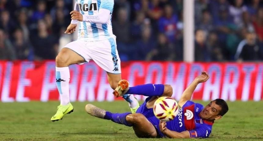 Copa Superliga: Tigre superó a Racing y quedó bien parado de cara a la revancha