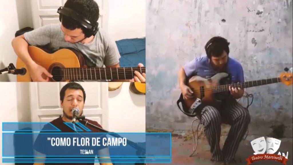 San Fernando lanzó su temporada cultural con actividades virtuales y un ciclo de shows por streaming