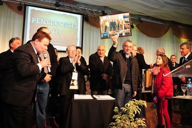 Tigre renovó su apoyo a la Asociación de Pastores de Zona Norte