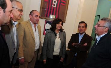 Diputados sanjuaninos visitaron el Centro de Operaciones Tigre