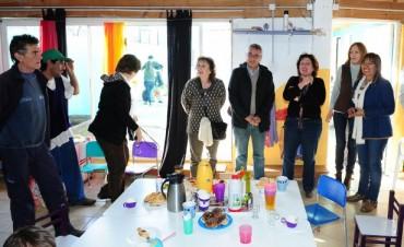 Tigre continúa fortaleciendo a las organizaciones sociales