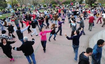 Festival de Talleres culturales en la Plaza de Pacheco