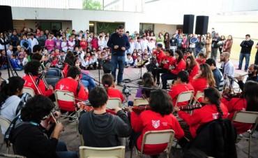 Abrió la inscripción para formar la Orquesta Escuela de Baires- Bancalari