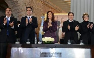 ARBIA acompaño a la Presidenta en el anunció del SIFEMA