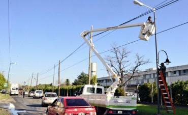 San Fernando continúa trabajando en el mejoramiento de barrios