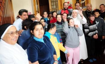 Tigre renueva su compromiso con la obra del Hogar Santa Rosa
