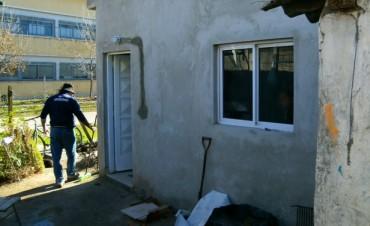 Más de 100 familias de Tigre accedieron a mejoras habitacionales