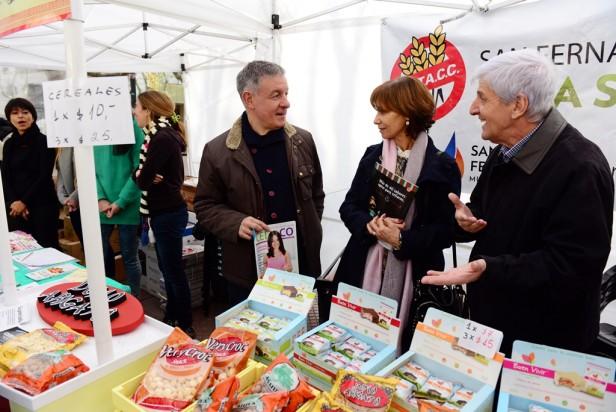 """Una gran cantidad de vecinos disfrutó del segundo """"Patio Gastronómico"""" en San Fernando"""